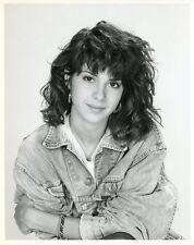 MARISA TOMEI CUTE SMILING PORTRAIT A DIFFERENT WORLD ORIGINAL 1987 NBC TV PHOTO