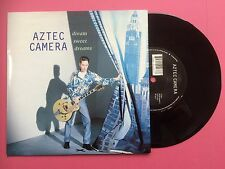 Aztec Camera - Dream Sweet Dreams / Good Morning Britain (Live) YZ740 Ex+