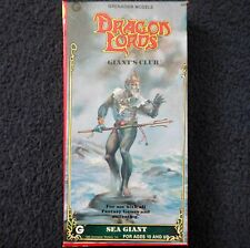 1985 mer du géant club grenadier models 3507 donjons & dragon lords ad&d boxed