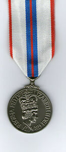 Silver Jubilee Medal QEII Copy