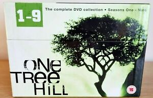 One Tree Hill : The Complete Collection (53 Disc DVD Set) Series / Season 1-9