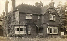 Bagshot posted House. Card written by S.E.T.