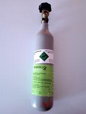 bombola CO2 anidride carbonica da 0,350 Kg per acquari 350 g 0.35 0,47 L 0.47