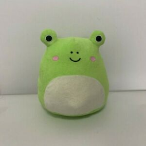 "Squishmallow Plush Toy Cuddle & Squeeze 7.5"" Frog Soft Pillow Stuffed Cushion"