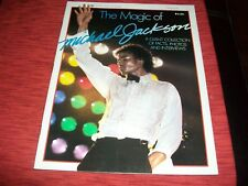 The Magic of Michael Jackson by Sharon Publications Staff and Starbook Staff