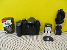 Panasonic DMC-GH4 Mirrorless Camera 16MP * Body Only *  with 5K Shutter Count .