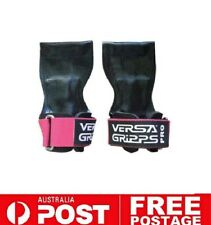 Versa Gripps PRO PINK S | Lifting Straps Powerlifting Strength Crossfit Gym