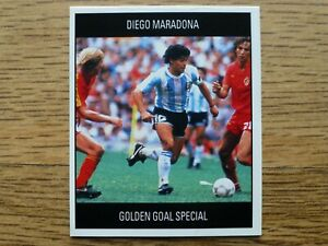 Orbis World Cup Italia 90 Stickers (260-525 + A-Z) - Complete Your Collection