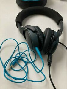 Bose Wired Over-ear Headphones Black with case. Superb sound excellent condition
