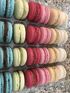 Homemade Macaroons 24 Next Day Delivery