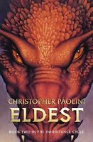 Christopher Paolini, Eldest, Like New, Paperback