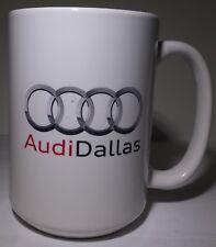 3291700400 Genuine Audi Red Audi Rings Coffee Tea Hot Drink Mug Cup