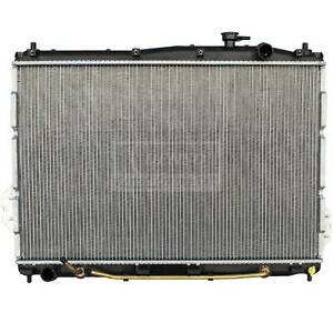 DENSO 221-9414 Radiator For 07-12 Hyundai Veracruz
