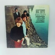 ROLLING STONES Rare MONO LP First Press ~ Big Hits High Tide And Green Grass NP1