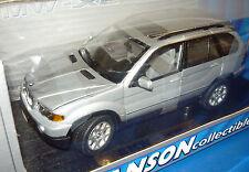 Anson 30385, BMW X5, silber, 1/18, NEU&OVP