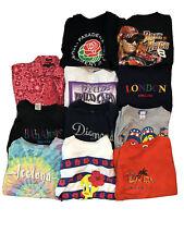 Vintage 90-2000's (12) T-Shirt Wholesale Lot Random Mix
