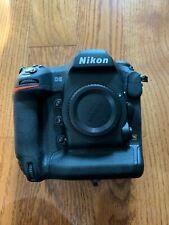 Nikon D5 Digital SLR Camera Body + Accessories New Open Box Shutter Ct = 3