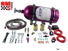 Zex 100-250 HP Wet Nitrous Oxide Kit for Chevrolet Gen III IV LS1 LS2 LS3 L99