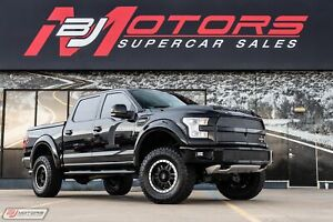 2016 Ford F-150 Shelby Supercharged 700HP