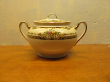 vintage porcelain sugar bowl