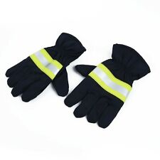 Firefighting Gloves Heat Resistant Non Slip Protective Gloves F0l6