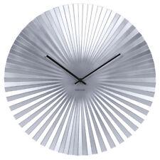 Karlsson Sensu Clock Large - Silver