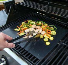 Tapis de cuisson anti-adhésif pour Grill Barbecue Four en Téflon Réutilisable