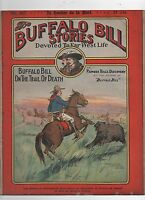 Buffalo Bill Stories n°307. Editions EICHLER. Bel état