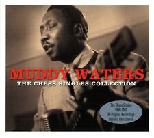 MUDDY WATERS - CHESS SINGLES COLLECTION 3 CD NEUF