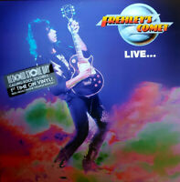 Ace Frehley - FREHLEY'S COMET LIVE - RSD BF 2019 - Orange Vinyl LP - NEW Sealed