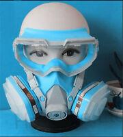 Masque respiratoire Peinture Masque de pulvérisation Masque à gaz