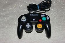 Original (OEM) Black Nintendo GameCube controller - TESTED