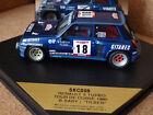 Renault 5 Turbo, Saby, Gitanes, Tour de Corse Rally 1980, 1/43 model, Vitesse.