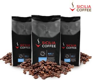 3kg Sicilia Coffee DECAF Fresh Coffee Beans, 100% Arabica, Great Taste