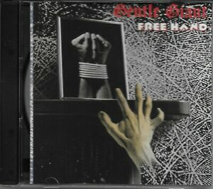 Gentle Giant - Free Hand (Rock, CD)