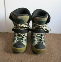 K2 Sherpa Clicker Men's Snowboard Boots Size US 14