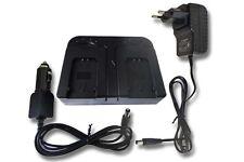 Dual Chargeur LED pour JVC BN-VG114E / BN-VG121AC / BN-VG121E