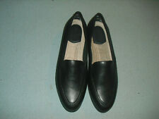 Rockport womens loafers flats shoes Sz 10 M black leather