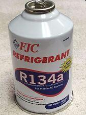 R134A, R-134A, REFRIGERANT, FJC For Mobile A/C & Refrigeration Systems 12 oz.