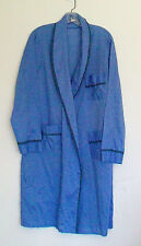 Vintage Sears Mens Student 20 Ceil Blue Bath Robe (See Listing for Size)