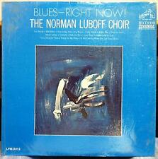Norman Luboff Choir - Blues Right Now LP Mint- LPM-3312 Benny Carter 1965 Record