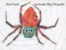 La arana muy ocupada (Spanish Edition)-ExLibrary