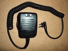 New Heavy Duty WATERPROOF SPERKER MICROPHONE MIC For ANY RADIO !!!  Water Proof
