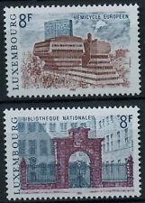 Luxembourg 1981 SG#1064-5 Tourism MNH Set #D1397