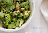 5 ingredient Recipe-Raw Broccoli Salad quick healthy  w/ Cooking video PDF