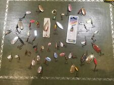 Large Collection Of VINTAGE MEPPS LURES