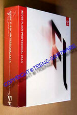 neu: Adobe Flash Professional CS 5.5 Macintosh englisch Vollv. DVD - MwSt. CS5.5