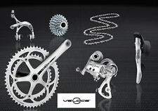 Campagnolo Veloce 10 speed Road Bike Groupset - Silver