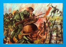 CRONISTORIA MONDIALE Folgore '65-Figurina-Sticker n.27-BATTAGLIA PIAVE 1918-Rec