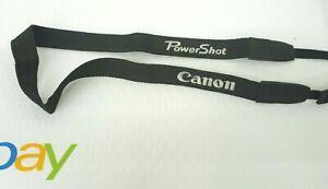 "New Genuine Canon Power Shot 40"" Adjustable Camera Neck Strap OEM Nylon"